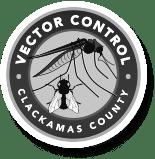 Clackamas County Vector Control logo